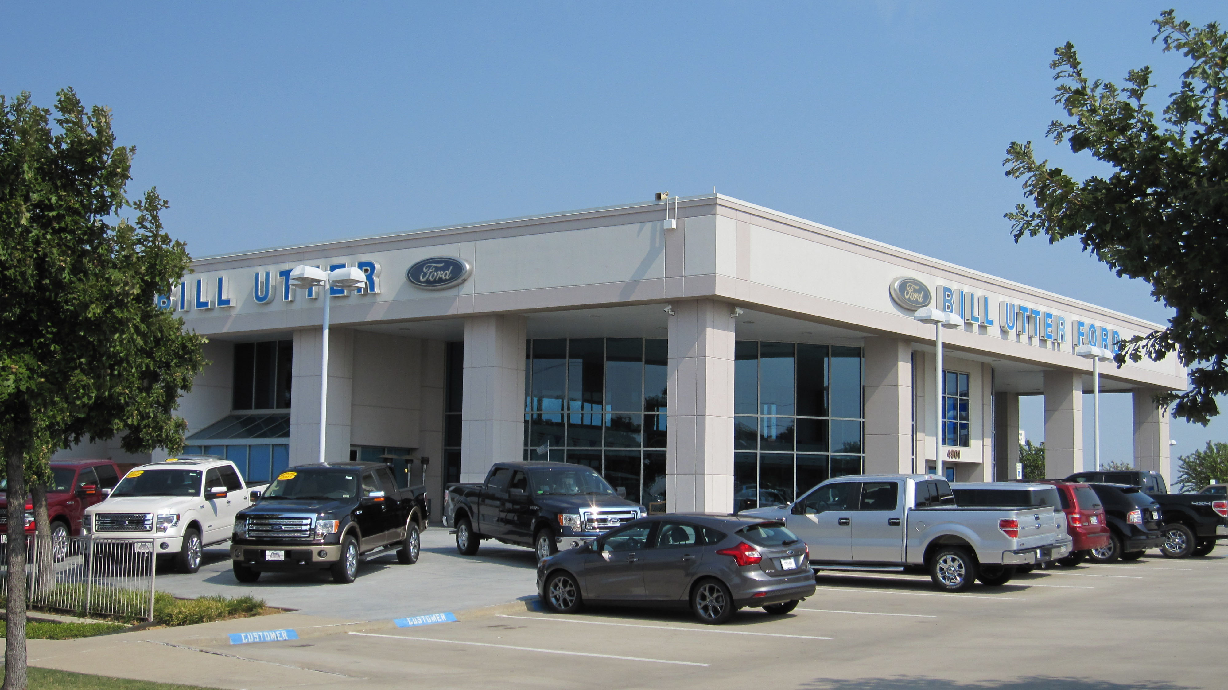 Bill Utter Ford >> Bill Utter Ford | Dallas Fort Worth Metro-Plex Roofing