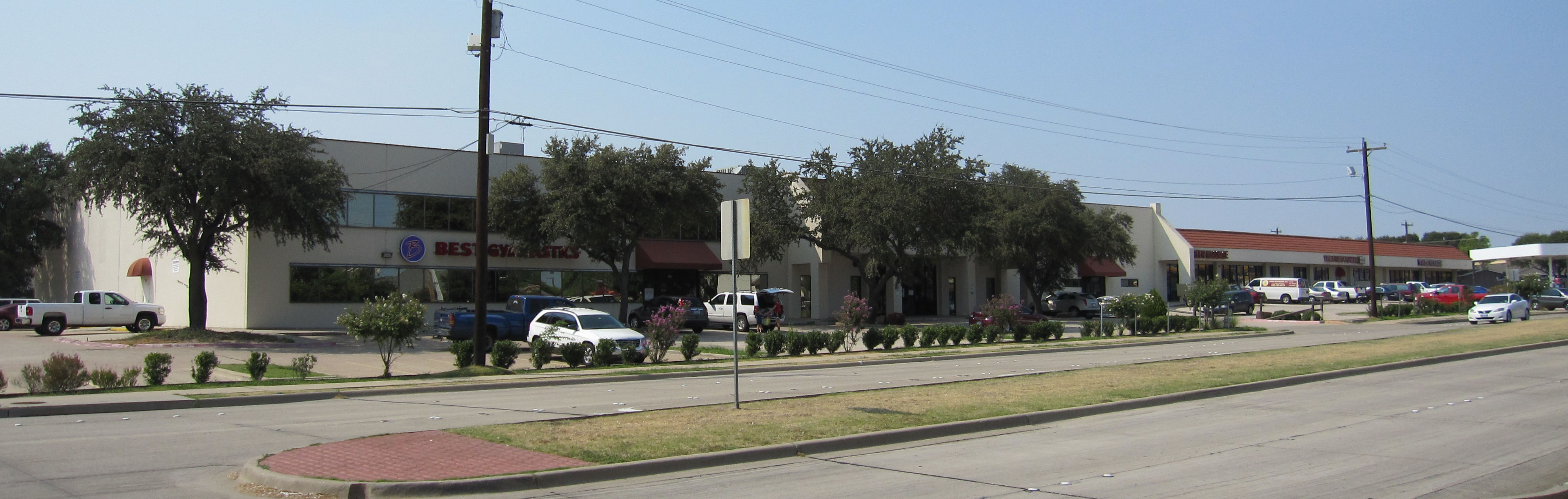 Garden Ridge Plaza - Flower Mound, Texas