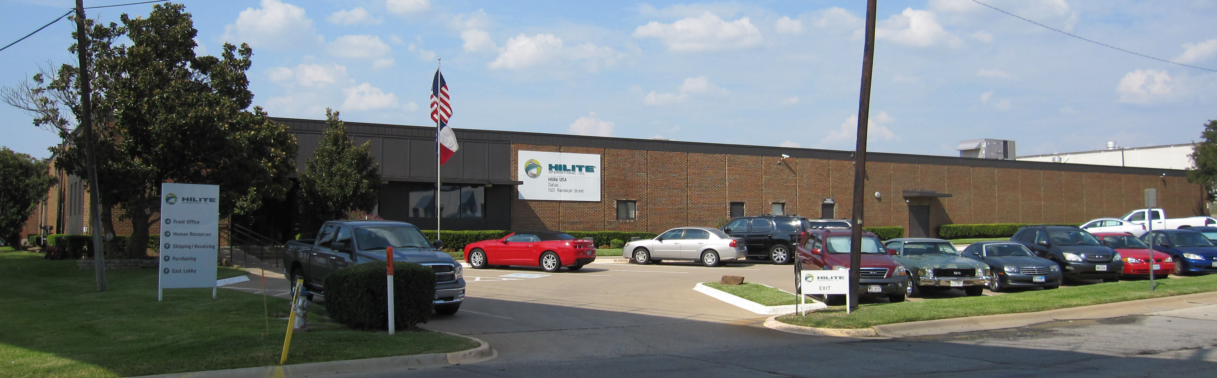 Hilite International Building - Carrollton, Texas