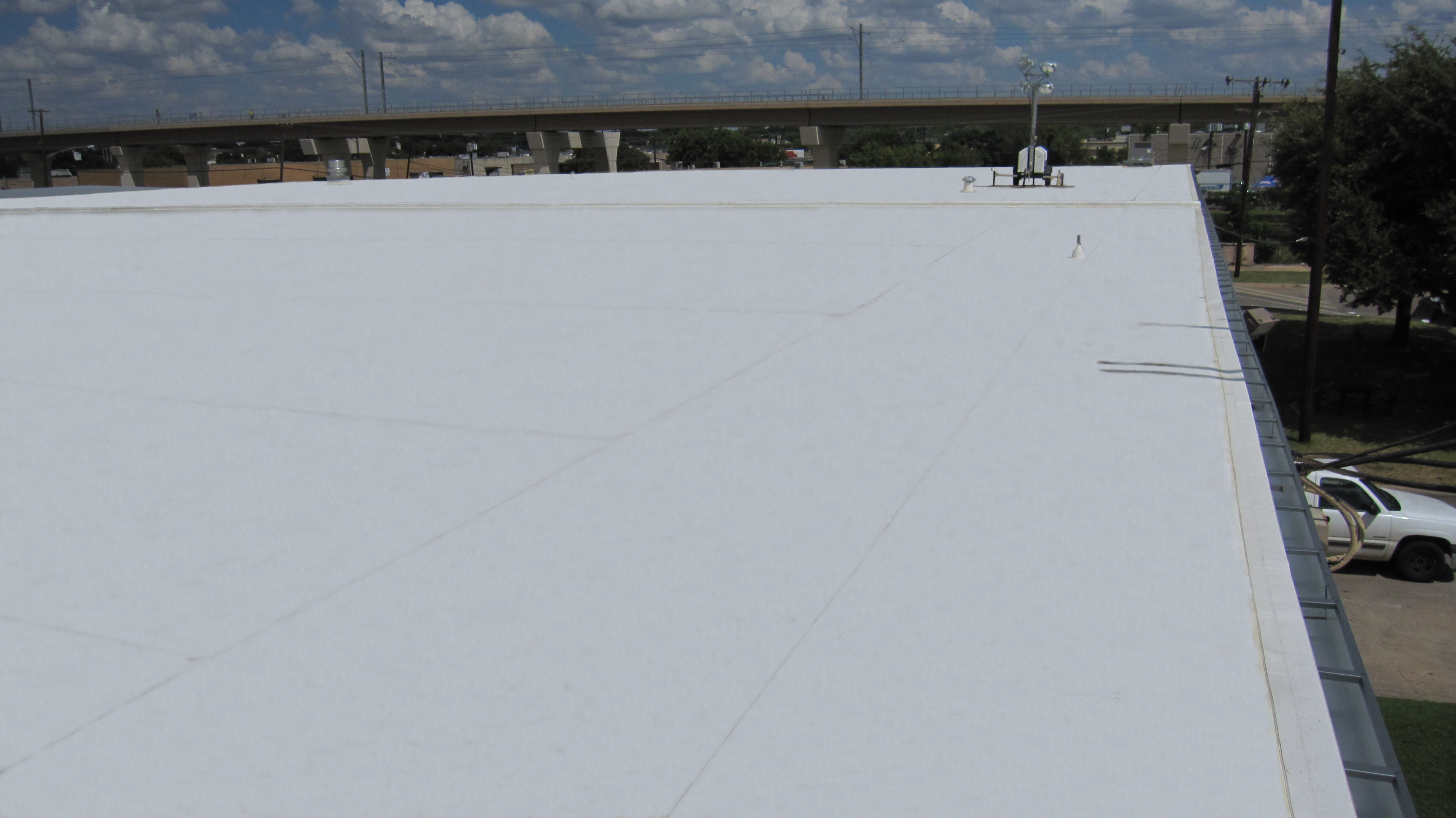 Meletio's - Dallas, Texas - After GenFlex TPO Roofing System