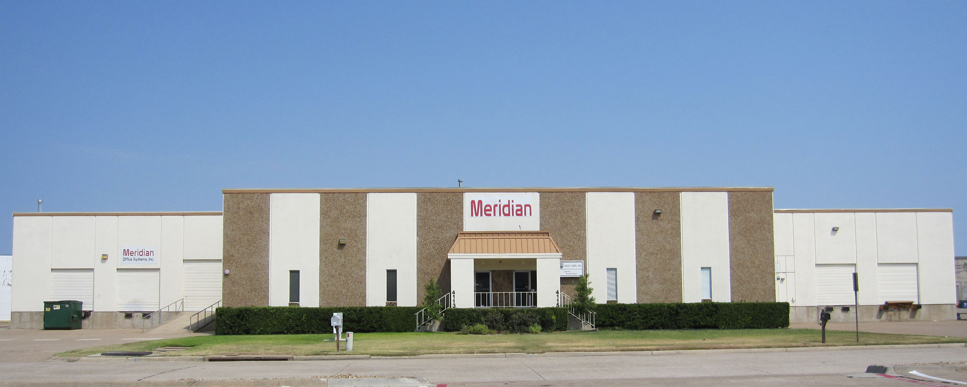 Meridian Building - Addison, Texas